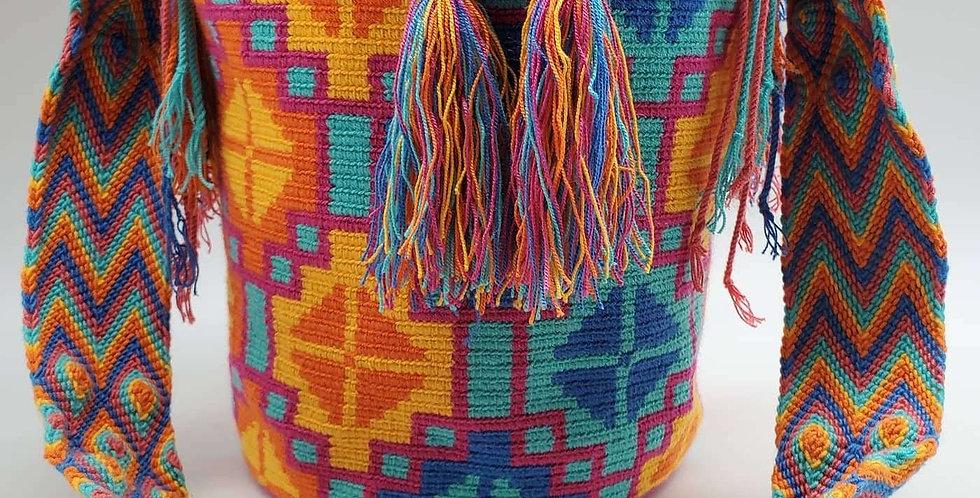Boho Wayuu Bag Delilah