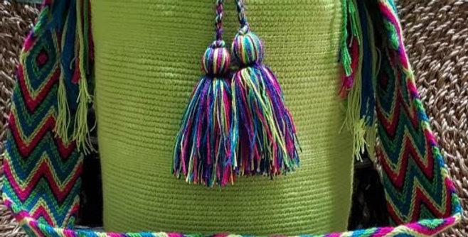 Boho Wayuu Bag Valeria