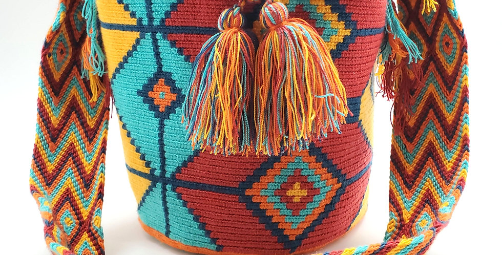 Boho Wayuu Bag Xenia