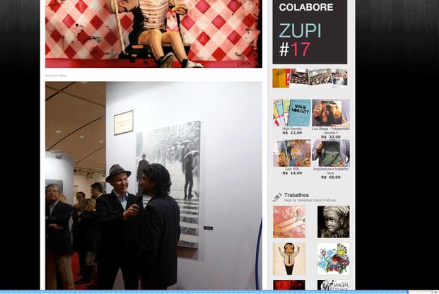 exposição no museu do louvre