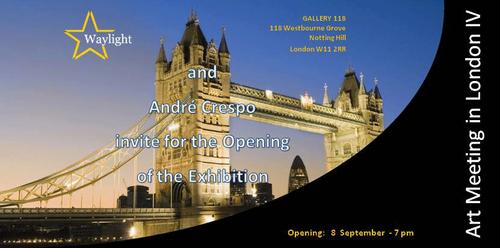 art meeting in london IV