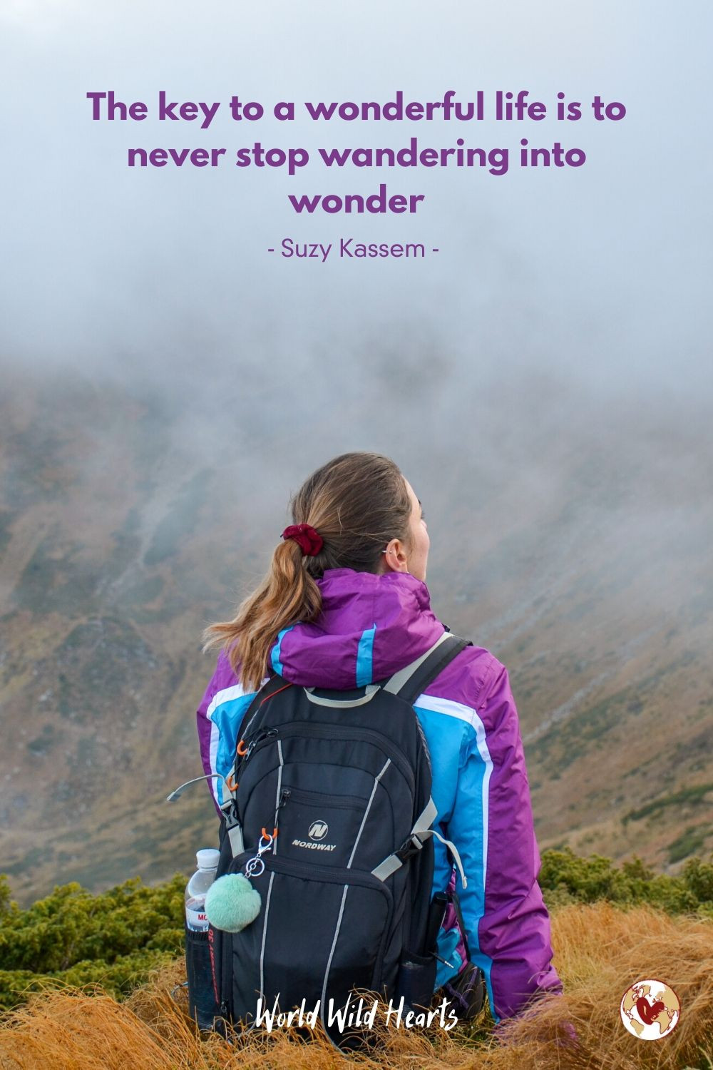 Wanderlust quote for wanderers
