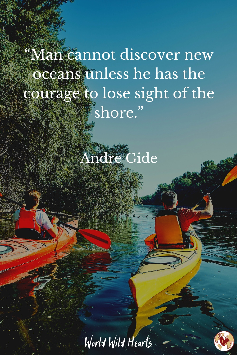 travel quote that inspires with image