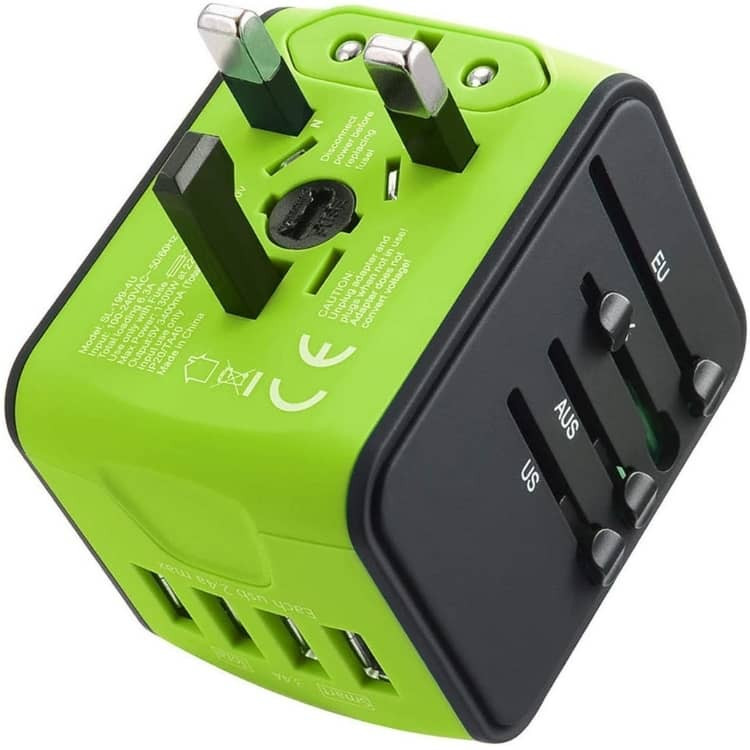 Travel adapter gift