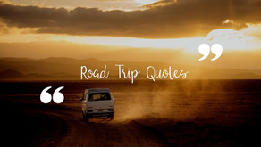 Road Trip Quotes To Inspire Your Journey