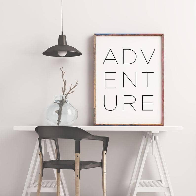 Adventure travel quote short