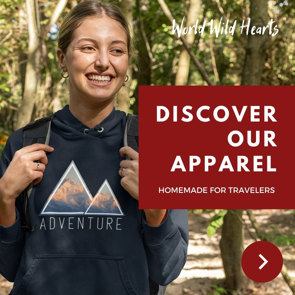Adventure hoodie for nature lovers