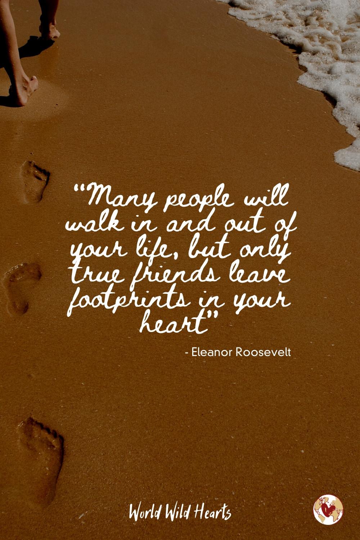 True friend travel quote