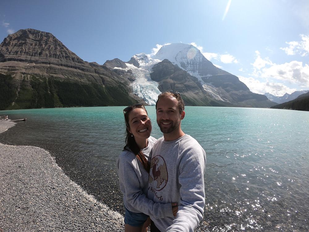 Berg Lake Trail BC