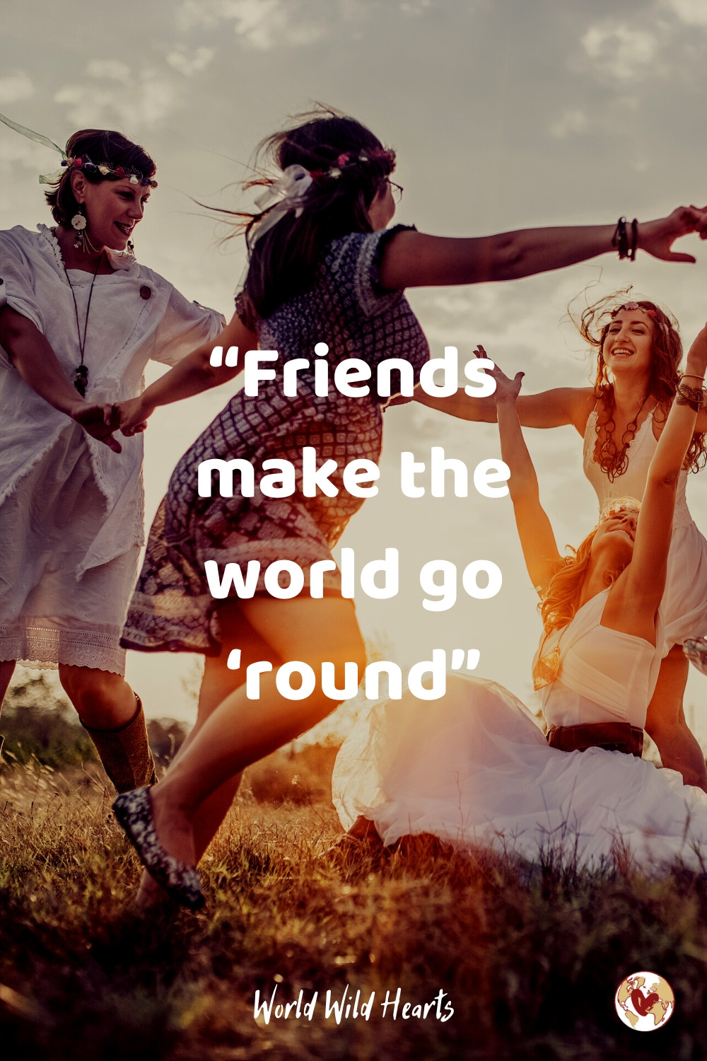 Travel Quote With Friends original