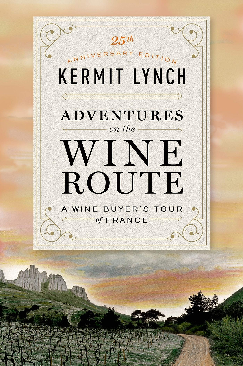 wine route France book for travel bucket list