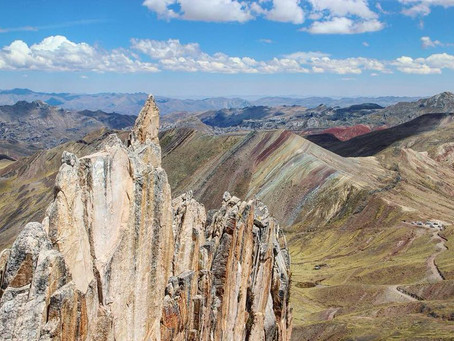3 reasons why you should visit the Palccoyo Rainbow Mountains