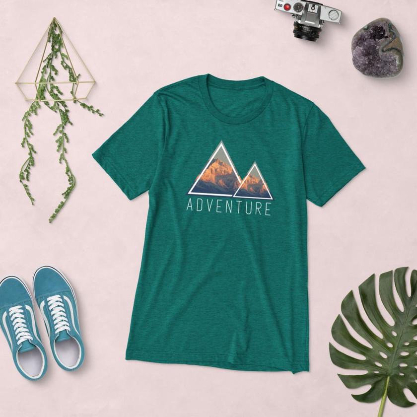 World Wild Hearts Travel-inspired t-shirts