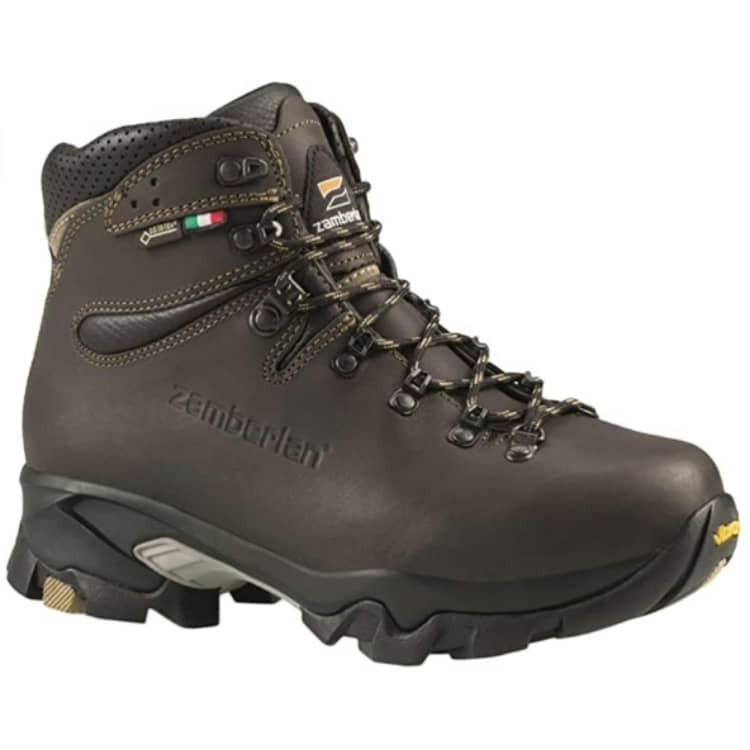 hiking gear for women: zamberlan boots