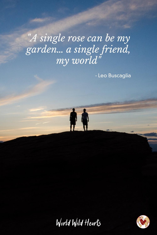 Best friend travel quote
