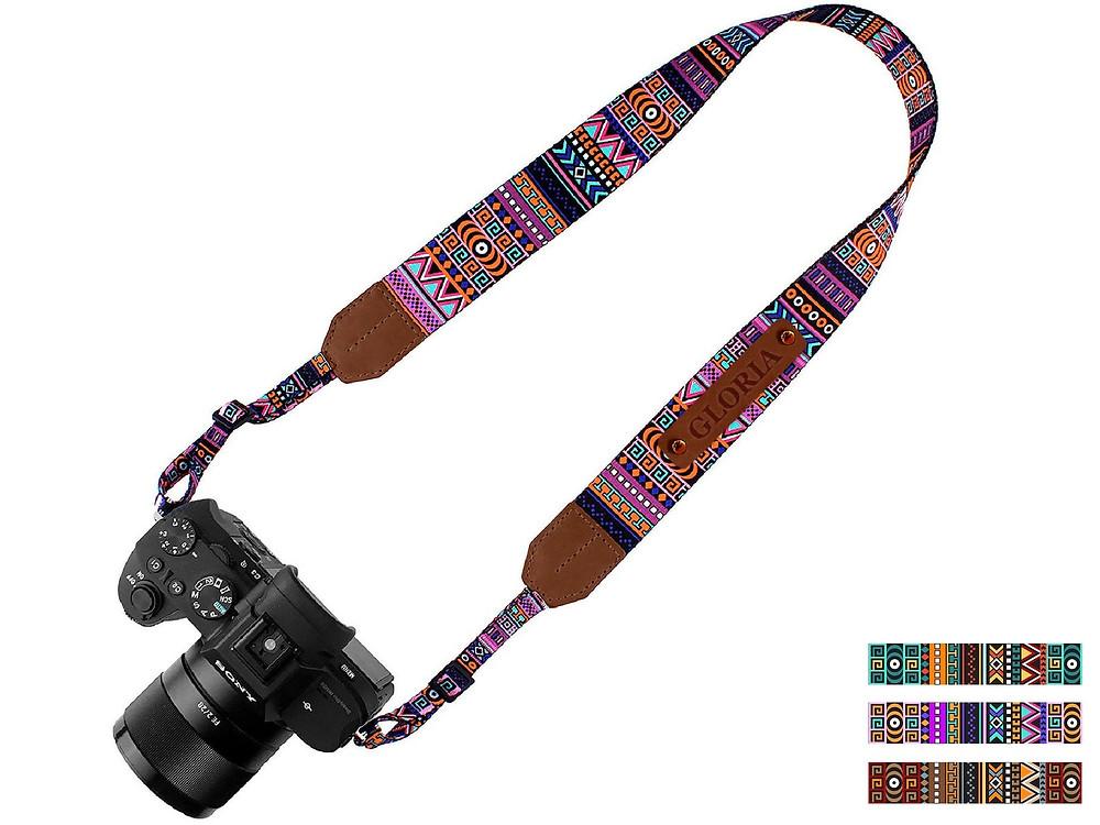 valentine's day gift camera strap