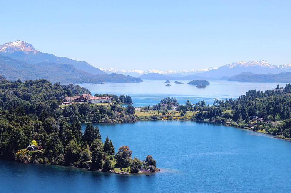 the circuito chico is a must-visit place in bariloche