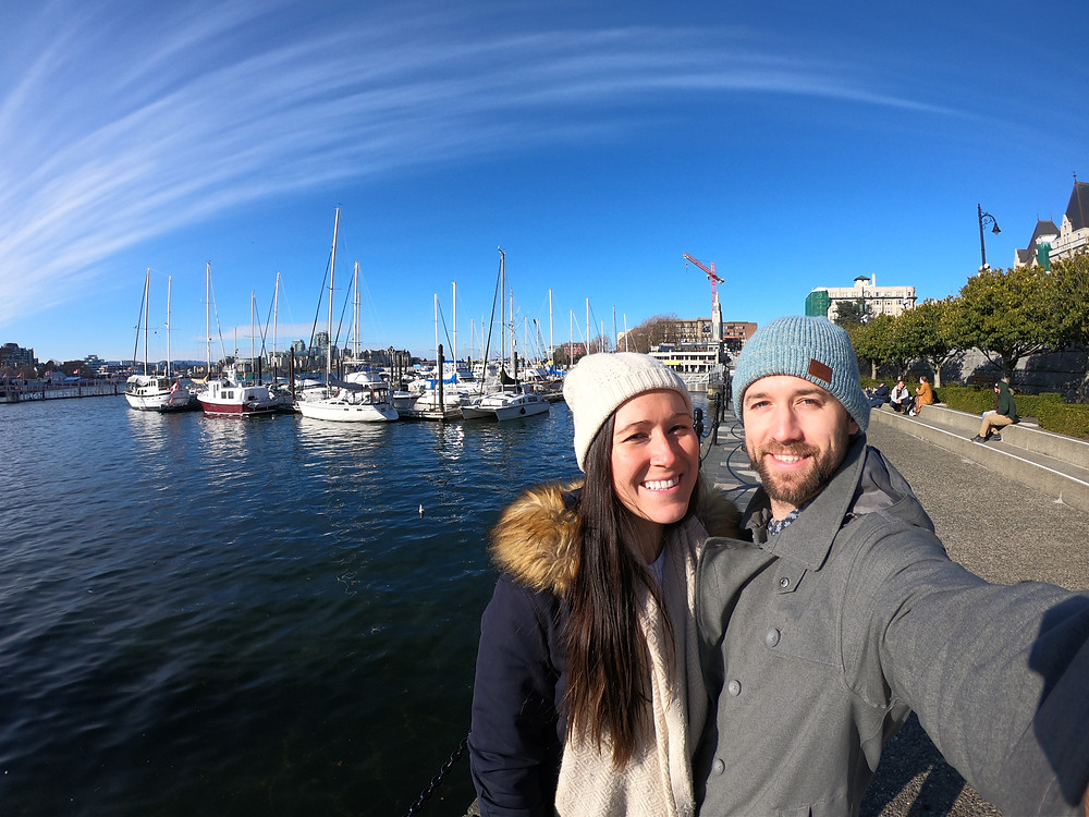 Exploring the victoria Inner Harbour is one of the best things to do in Victoria, BC