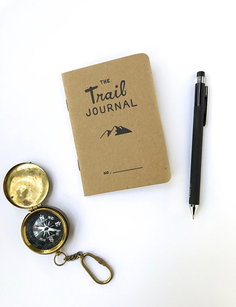 hiking journal for patagonia trip