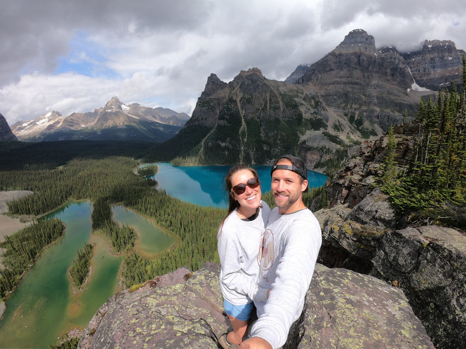 Lake O'Hara - the hidden gem of the Canadian Rockies
