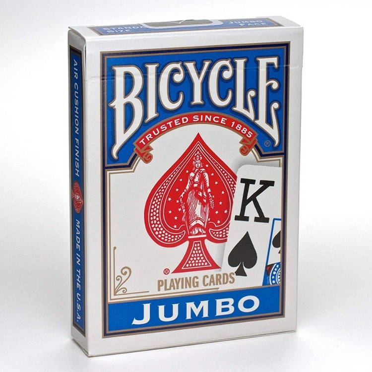deck of cards for camping trip