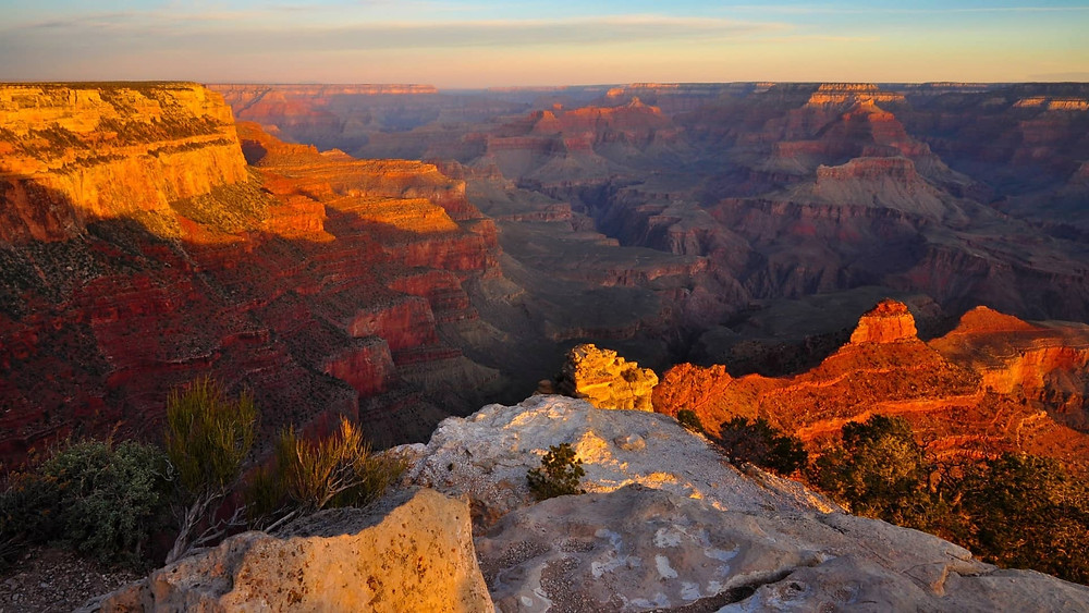 Most amazing National Parks in US