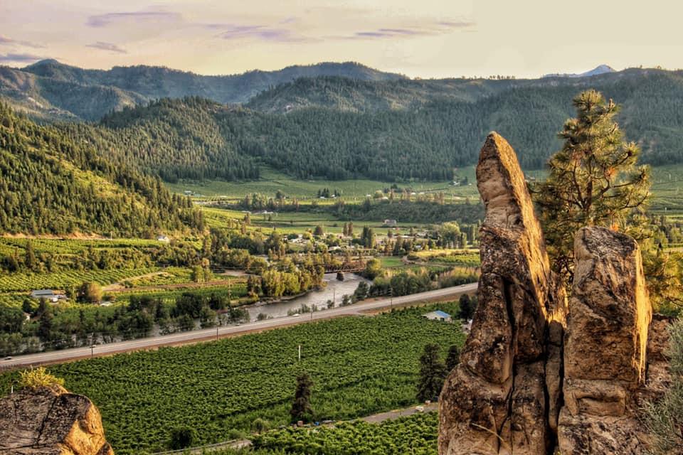 Leavenworth wine region
