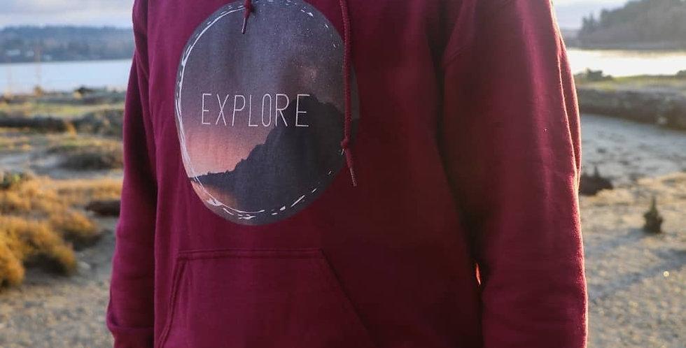 Explore More Hoodie | Unisex