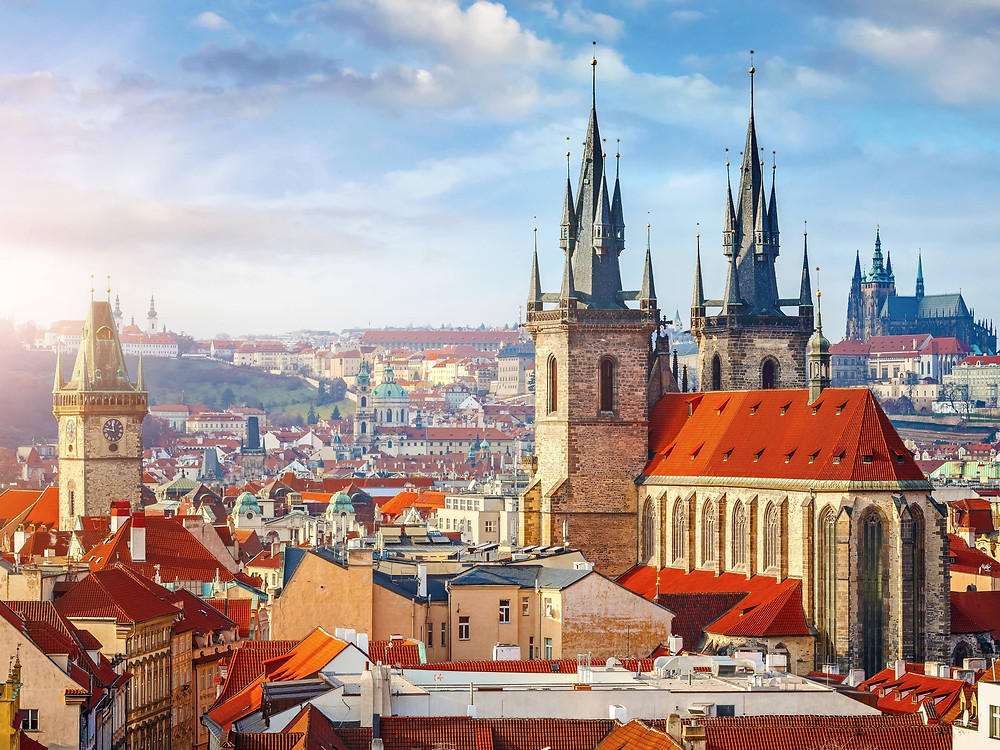 Prague Old Town, a magical European city to visit