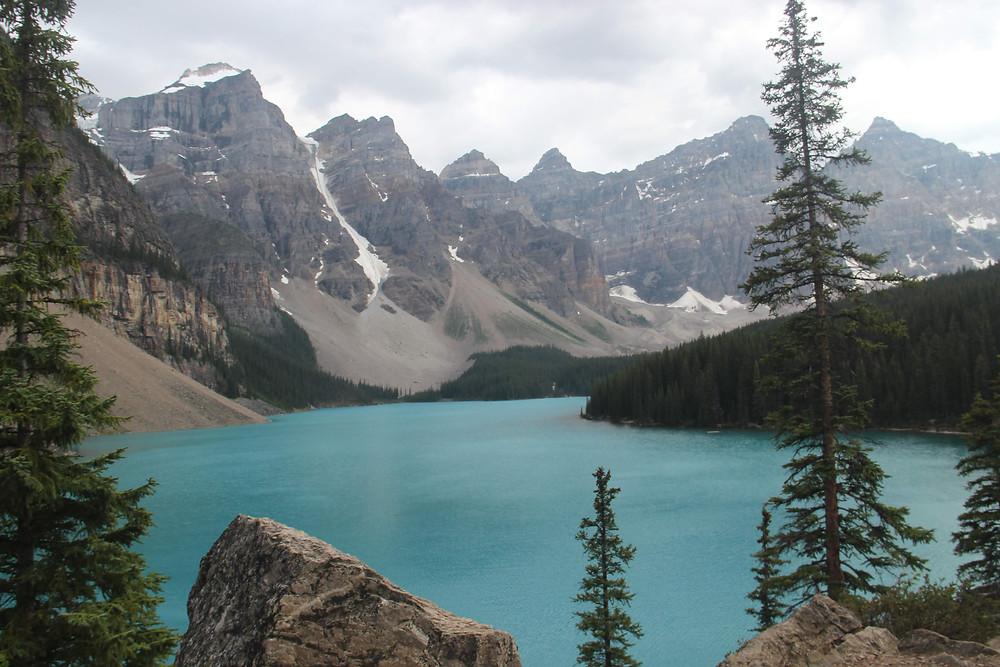Best campsites in the Rockies