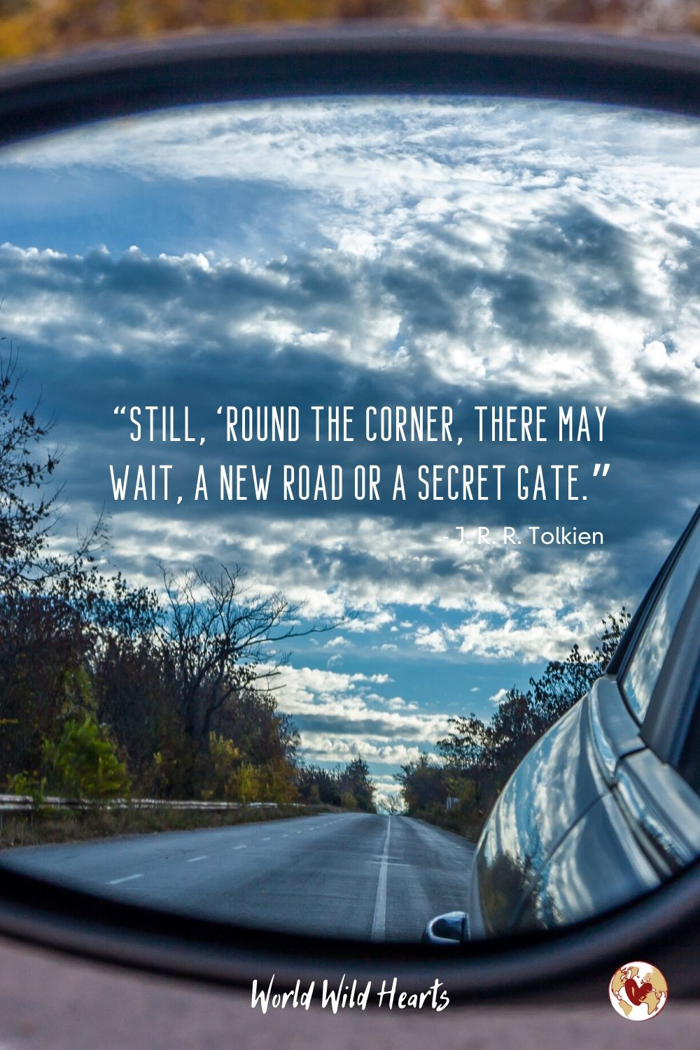 Famous road trip quote