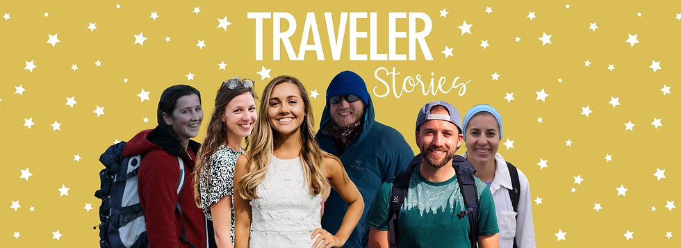 Stories from real travelers