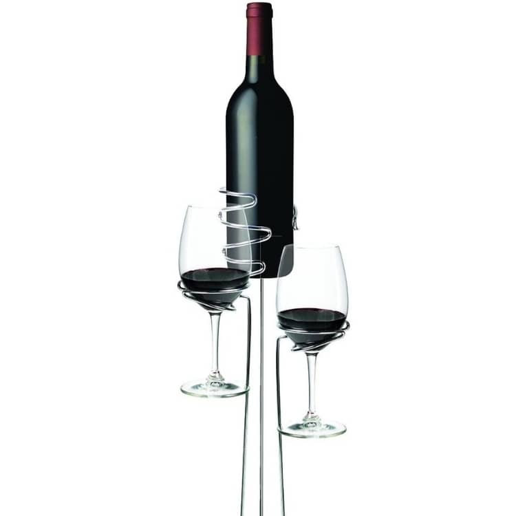 Wine holder travel gift