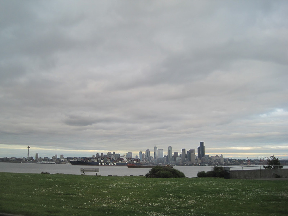 Alki Beach is a top local attraction in Seattle