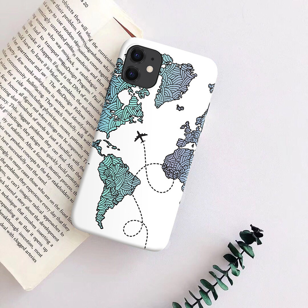 Traveling phone case for cajamarca travelers