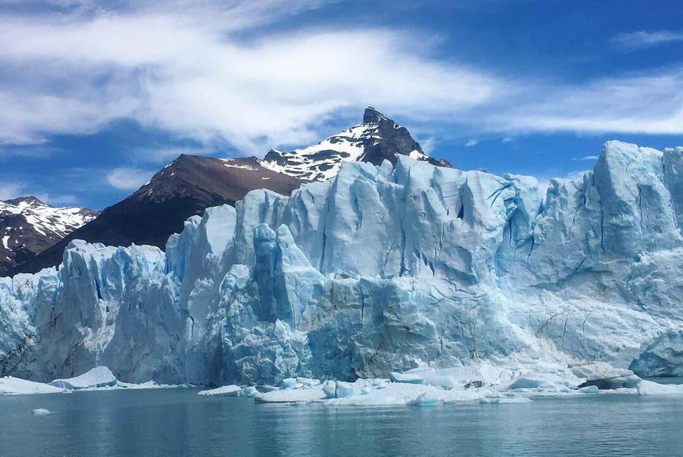 Perito Moreno Glacier is a must-see destination in patagonia