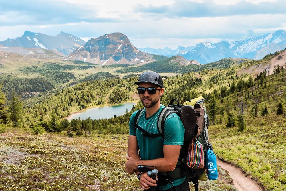 Mount Assinibione hiking trip