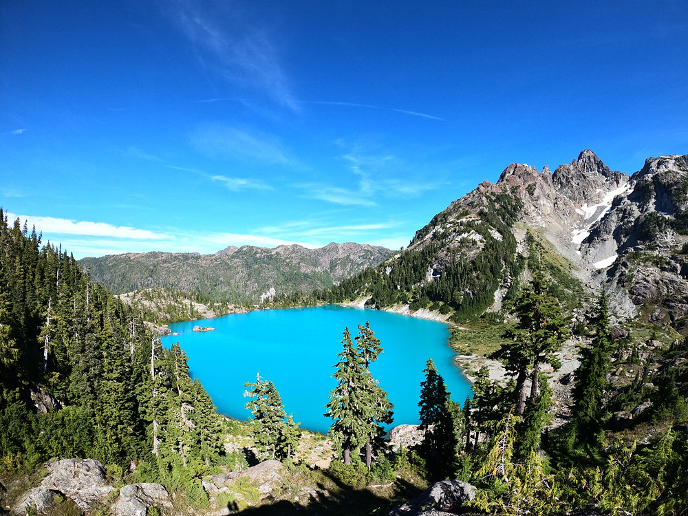 Cream Lake is an amazing hike in Strathcona Park on Vancouver Island
