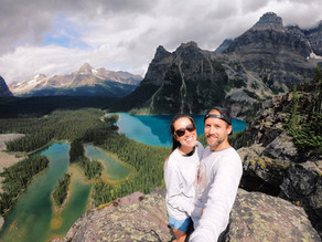 20 best hikes near Banff and Canmore
