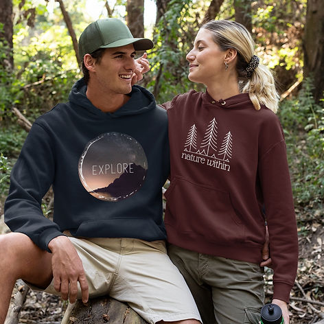 Travel hoodies that inspire adventure