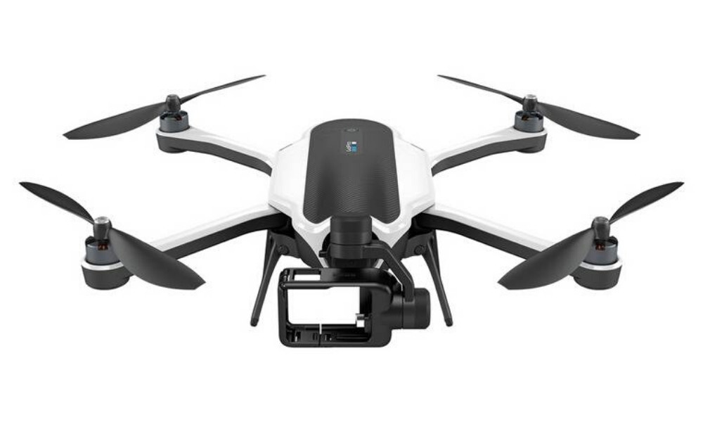 Go Pro Karma travel drone reviewed