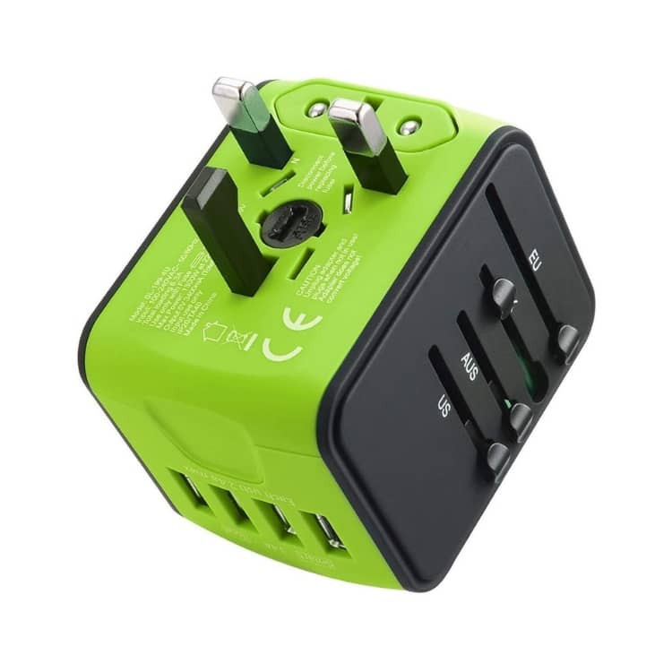 Travel adapter for travelers to cajamarca