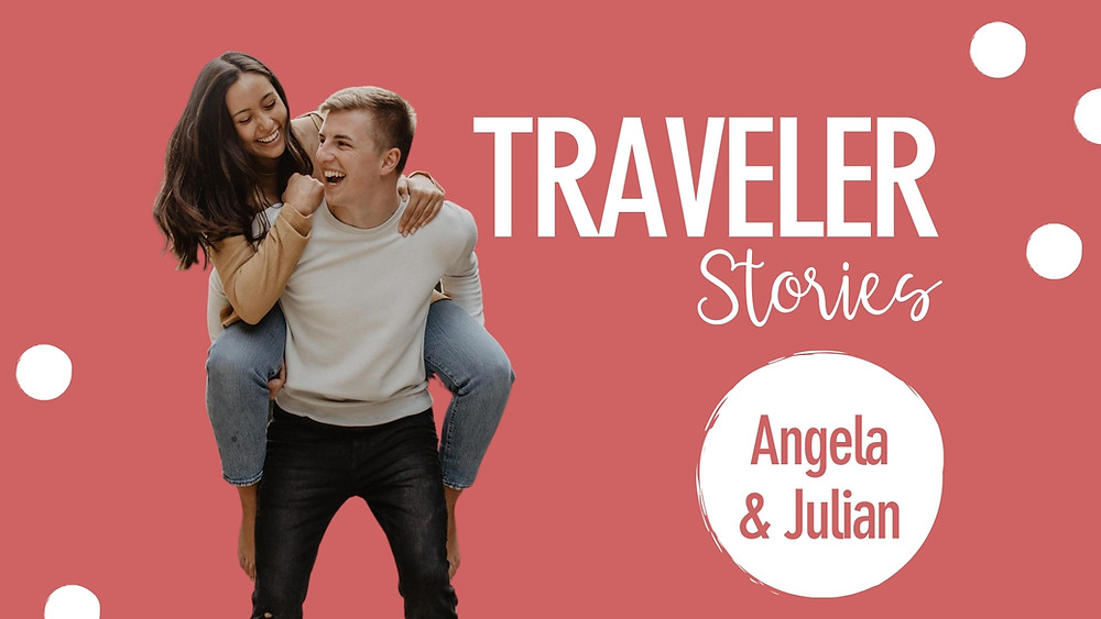 Love is not tourism story angela and julian