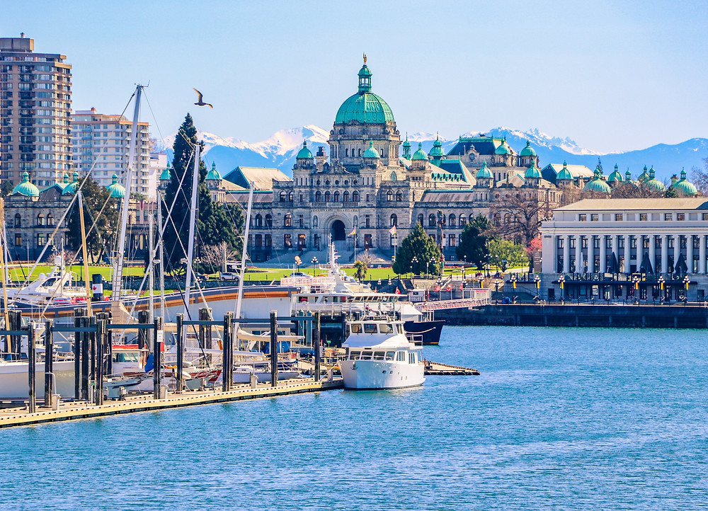 One of the best things to do in Victoria, BC is to visit the Parliament Building