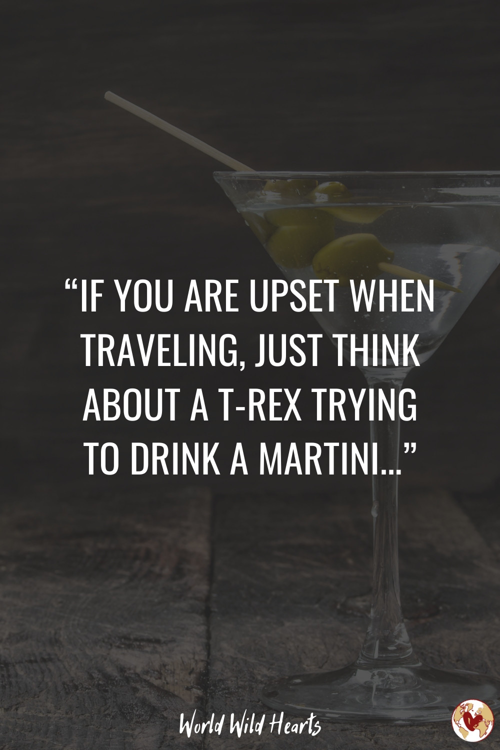 The funniest travel quote