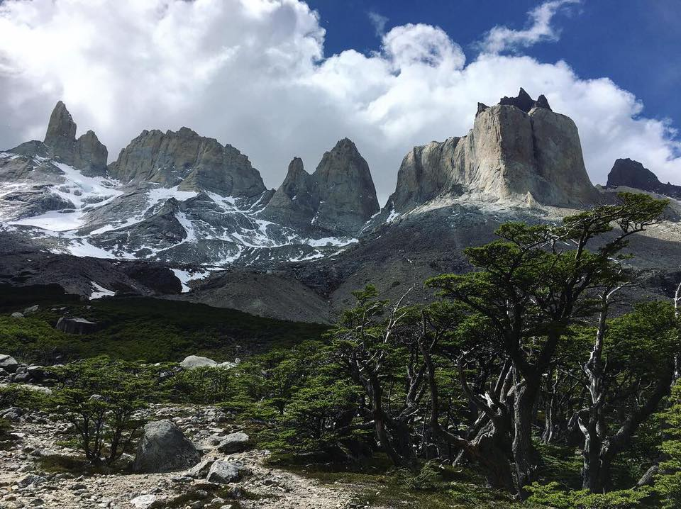 the french valley in torres del paine which is a must-see place in patagonia