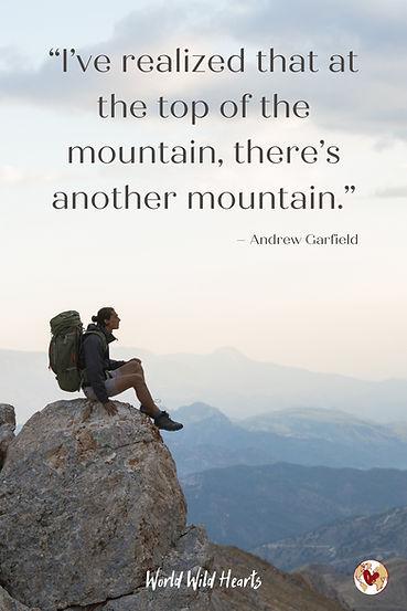 Cool adventure travel quote