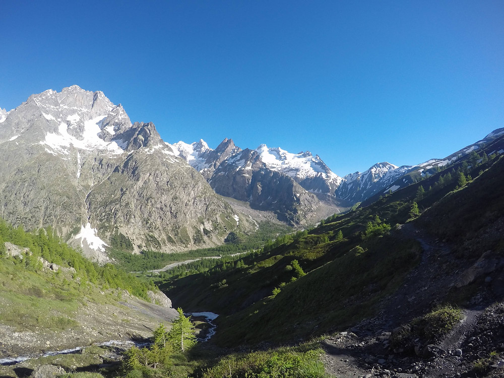 world's best hike in europe is mont blanc