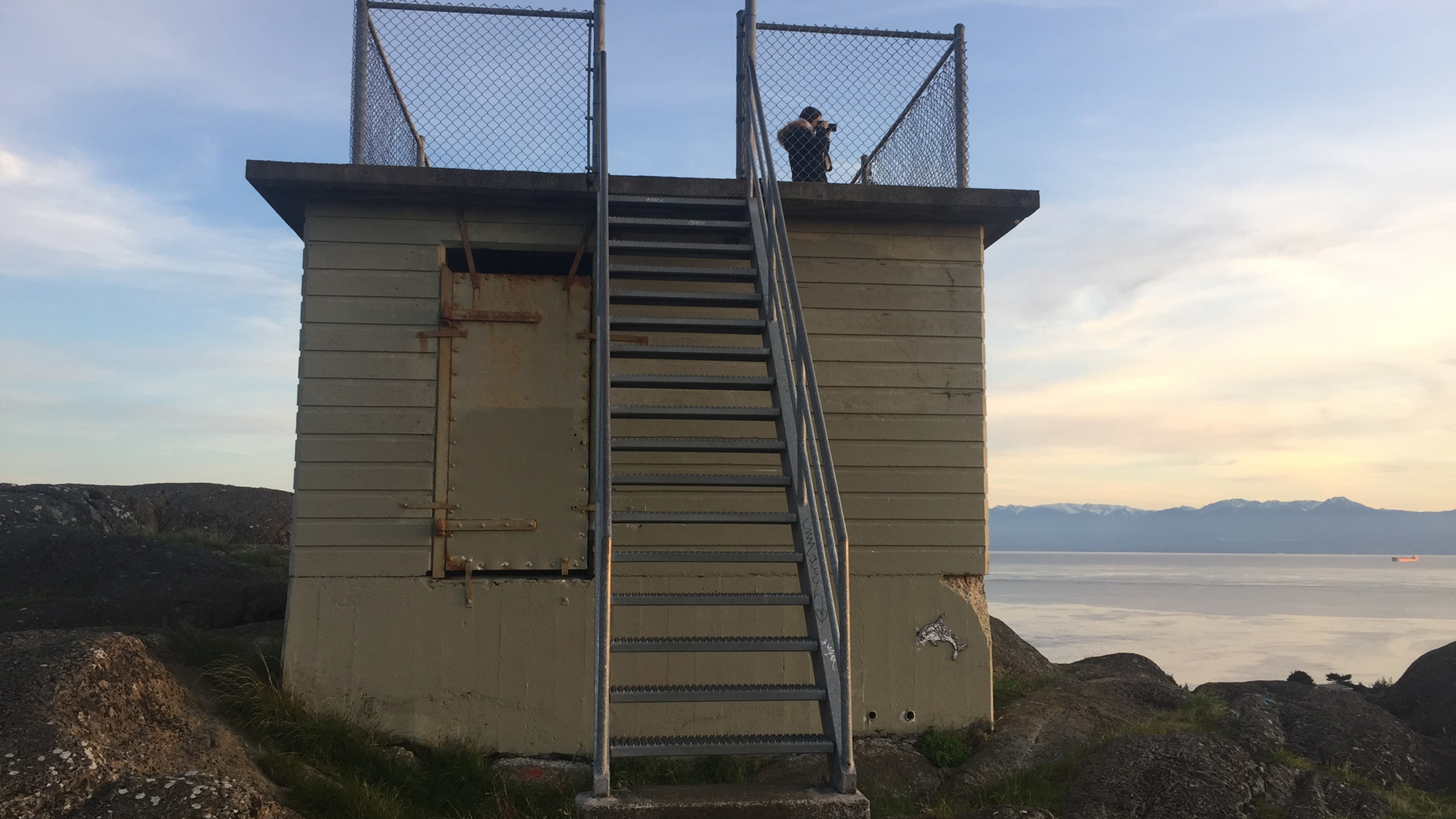Watch the best Sunset in Victoria from walbran lookout point