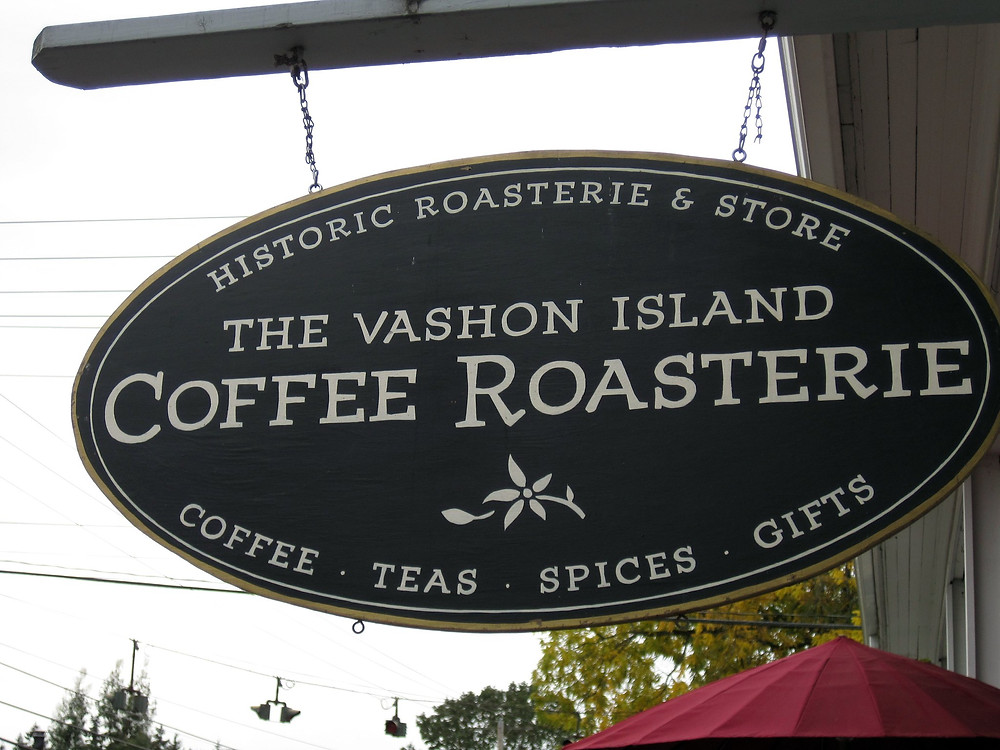 Vashon Island Coffee Roasterie